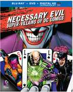 Necessary Evil: Villains of DC Comics , Guillermo del Toro