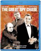 The Great Spy Chase , Lino Ventura