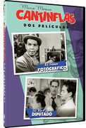 Cantinflas Double Feature - El Senor Fotografo /  Si Yo Fuera Diputado