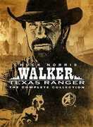 Walker Texas Ranger: The Complete Collection , Chuck Norris