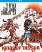 Kings of the Sun , Yul Brynner