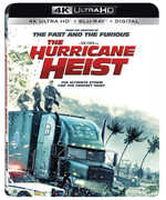 The Hurricane Heist , Toby Kebbell