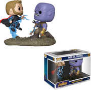 FUNKO MOVIE MOMENT: Marvel - Thor vs Thanos
