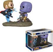 FUNKO POP! MOVIE MOMENT: Marvel - Thor vs Thanos