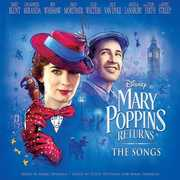 Mary Poppins Returns: The Songs , Various Artists