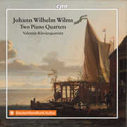 Two Piano Quartets , Wilms