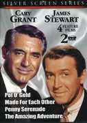 Silver Screen Series: Cary Grant & James Stewart , Cary Grant