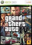 Grand Theft Auto 4 for Xbox 360
