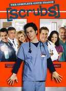 Scrubs: The Complete Sixth Season , Zach Braff