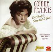 Everybody's Somebody's [Import] , Connie Francis