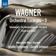 Orchestral Excerpts 3 , Gerard Schwarz