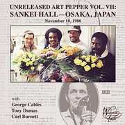 Unreleased Art Pepper 7