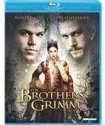 The Brothers Grimm , Matt Damon