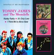 Hanky Panky /  It's Only Love /  I Think We're Alone [Import] , Tommy James & the Shondells