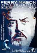 Perry Mason Double Feature 04: The Case of the Scandalous Scoundrel /  The Case of the Avenging Ace , Raymond Burr