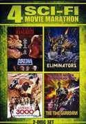 Sci-Fi Movie Marathon , Chuck Wagner