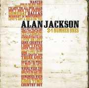 34 Number Ones [Import] , Alan Jackson
