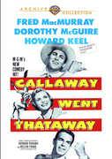Callaway Went Thataway , Fred MacMurray