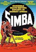 Simba: The King of the Beasts , Osa Johnson