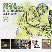 5 Original Albums , Oscar Peterson