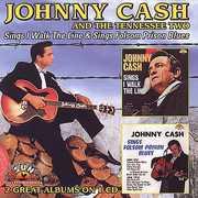 Sings I Walk the Line /  Sings Folsom Prison Blues