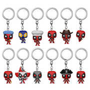 FUNKO KEYCHAIN: Deadpool (One Random Keychain Per Purchase)
