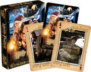 Harry Potter Sorcerer's Stone Playing Cards