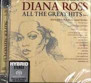 All The Great Hits (Hybrid-SACD) [Import] , Diana Ross