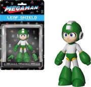 FUNKO ACTION FIGURE: Mega Man - Mega Man (Leaf Shield)