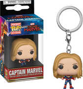 FUNKO POP! KEYCHAIN: MARVEL - Captain Marvel - Captain Marvel