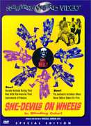 She-Devils On Wheels , Herschell Gordon Lewis