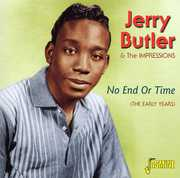 No End or Time [Import] , Jerry Butler