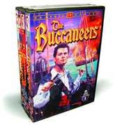 Buccaneers 1 - 4 , Alec Clunes