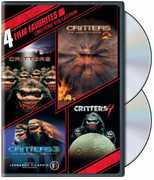4 Film Favorites: Critters Collection , Douglas Koth
