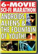 6-Movie Sci-Fi Marathon: Androids, Aliens & the Fountain of Youth , Brian Kerwin