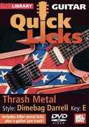 Guitar Quick Licks-Dimebag Darrell Style Thrash Me