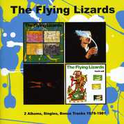 Flying Lizards /  Fourth Wall [Import] , The Flying Lizards