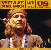 Live at the Us Festival 1983 , Willie Nelson