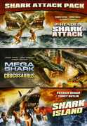 2 Headed Shark Attack /  Mega Shark vs. Crocosaurus /  Shark Island , John Anderson