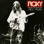 Roxy - Tonight's The Night Live , Neil Young