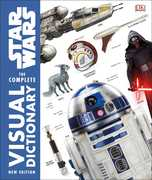 Star Wars Complete Visual Dictionary New Edition