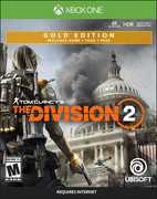 Tom Clancy's The Division 2 - Gold Steelbook Edition Xbox One
