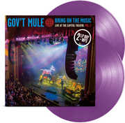 Bring On The Music - Live At The Capitol Theatre: VOL 1 , Gov't Mule
