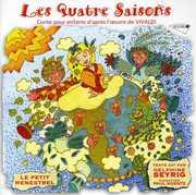 Vivaldi: Four Seasons (Conte Pour Enfants D'apres) [Import] , Delphine Seyrig