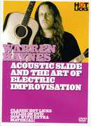 Electric Slide and The Art Of Electric Improvisation , Warren Haynes
