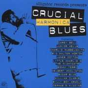Crucial Harmonica Blues , Various Artists