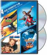 4 Film Favorites: Jim Carrey Collection , Jim Carrey