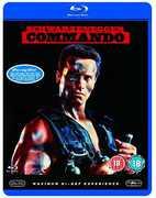 Commando [Import] , Arnold Schwarzenegger