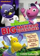 Backyardigans: Big Backyard Adventure , Jonah Bobo
