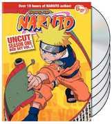 Naruto Uncut: Season 1 Volume 1 Box Set , Dave Wittenberg